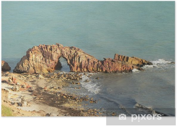 Plakát Pedra Furada 3 - Amerika