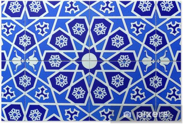 Plakat Piękne tła Osmańskie - Bliski Wschód