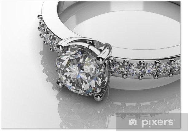 Plakat Pierścień piękno ślubu - Przeznaczenia