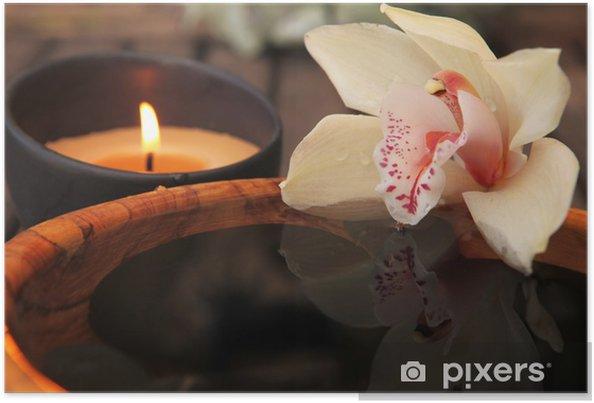 Plakat Płomienia i orchidea - Przeznaczenia