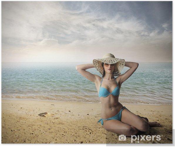 Plakát Pod sluncem - Prázdniny
