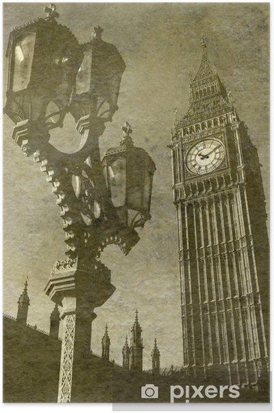 Plakát Podíváme se na Big Ben - Témata