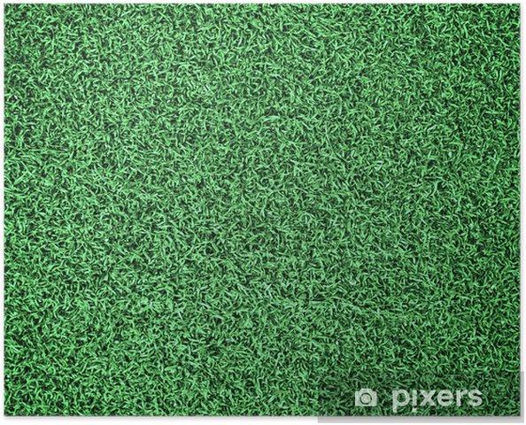 Plakat Pole trawy - Tekstury