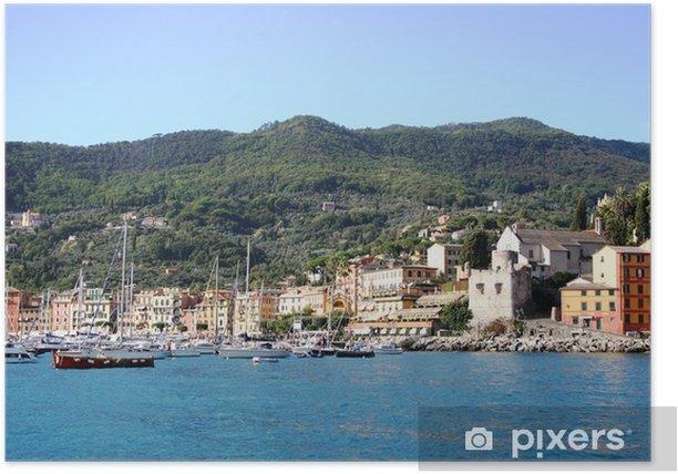 Plakát Porto di Santa Margherita Ligure - Prázdniny