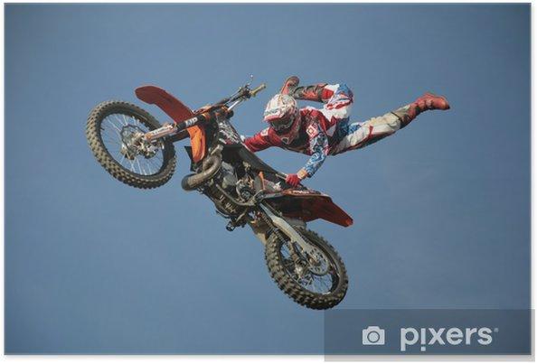 Plakat Powietrze knack Knack - Sporty ekstremalne