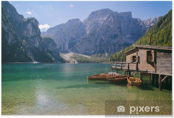 Plakat Pragse Wildsee - Europa