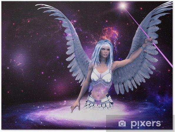 Plakat Przestrzeń angel - Inne uczucia