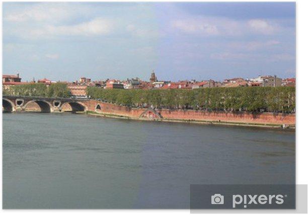 Plakát Quai de Toulouse - Evropa