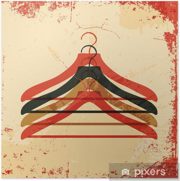 0f3005451f29 Plakát Ramínko retro plakát • Pixers® • Žijeme pro změnu