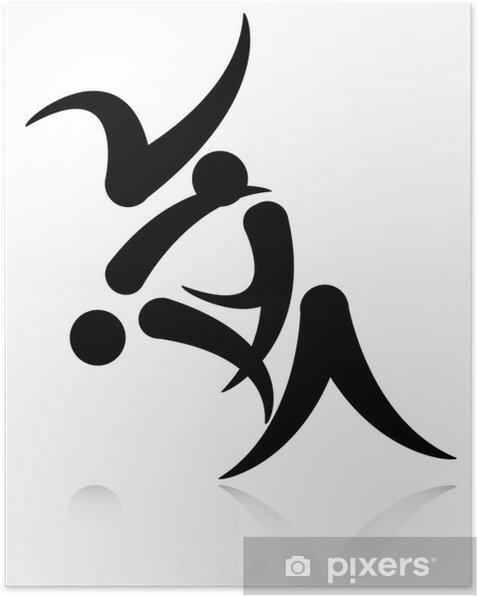 Plakát Reálném Aikido Sebeobrana - Extrémní sporty