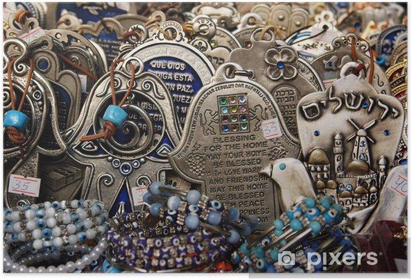 Plakat Ręcznie Hamsa - Religie
