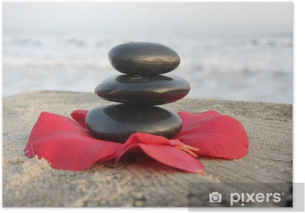 Plakat Równowaga i harmonia - Religie