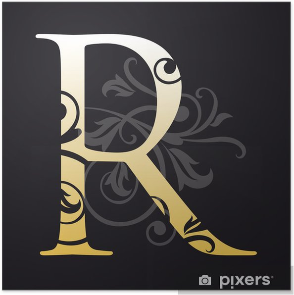 Plakat Spalić na literę R - Sztuka i twórczość