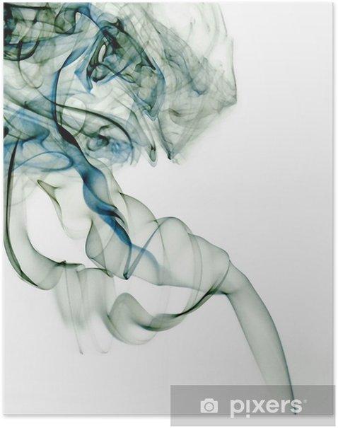Plakát Spirály kouře - Témata