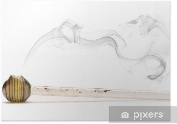 Plakat Spolszczenie / Kryształ Palenie Meth pipe - Tematy