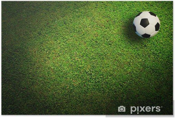 Plakat Sport Piłka Nożna Piłka Nożna