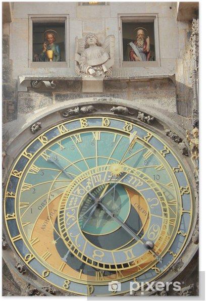 Plakat Spot z Pragi - Miasta europejskie