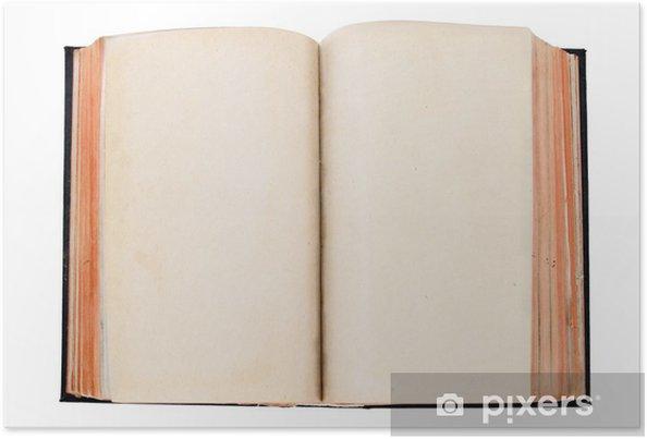 Plakát Staré knihy - Abstraktní