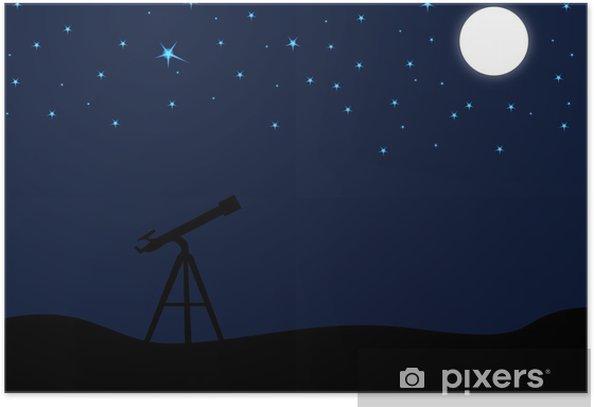 Plakat Stargazers - Czas