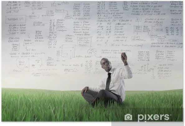 Plakat Statystyki dla środowiska - Ekologia