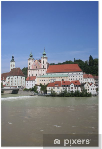 Plakat Steyr - Austria - Europa