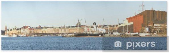 Plakát Stockholm Skansen Muzeum Vasa - Jiné