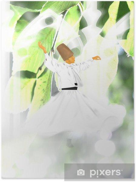 Plakát Sufi - Jiné