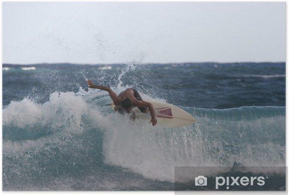 Plakat Surfer 2 - Sporty wodne