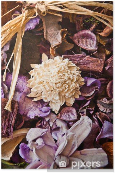 Plakát Suszki2 - Květiny
