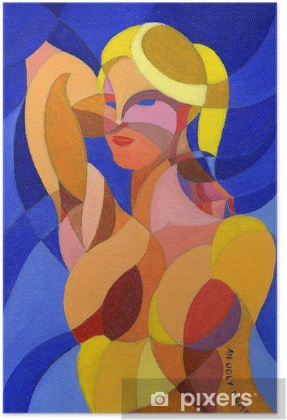 Plakát Světelné vlny - Životní styl, péče o tělo a krása