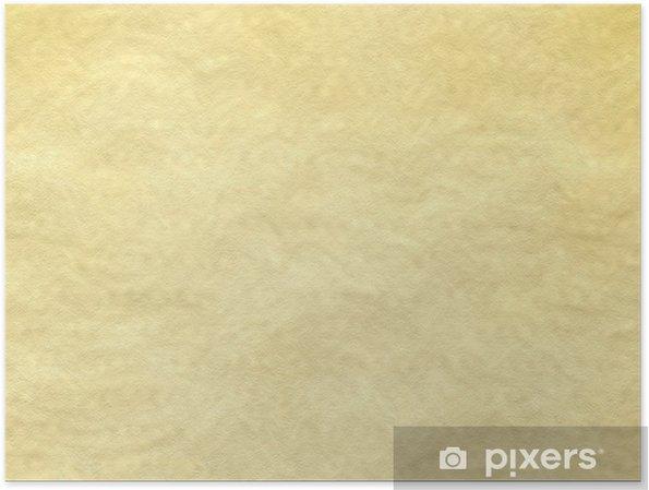 Plakat Szorstka ściana lub zmięty papier tle - Tła