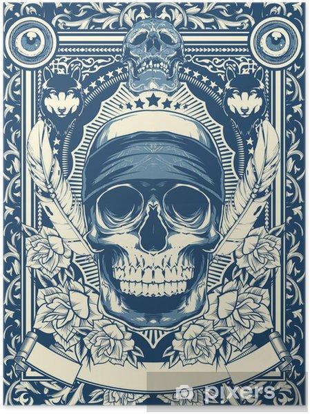 Plakat Sztuk - Znaki i symbole