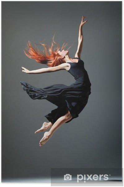 Plakat Tancerz -