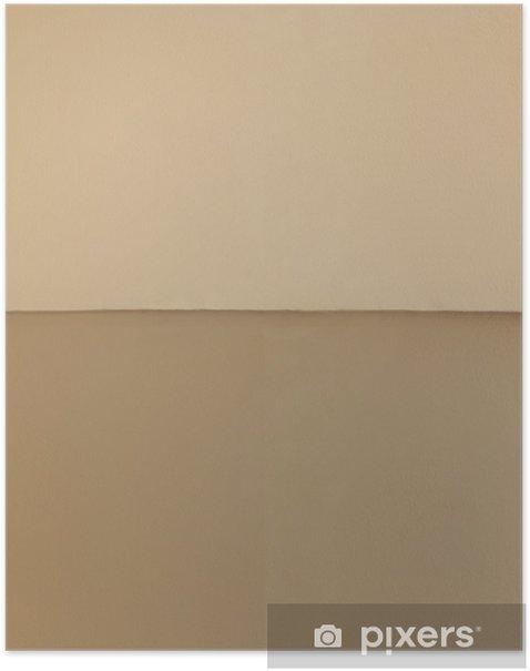 Plakat Tekstura cementu - Tła