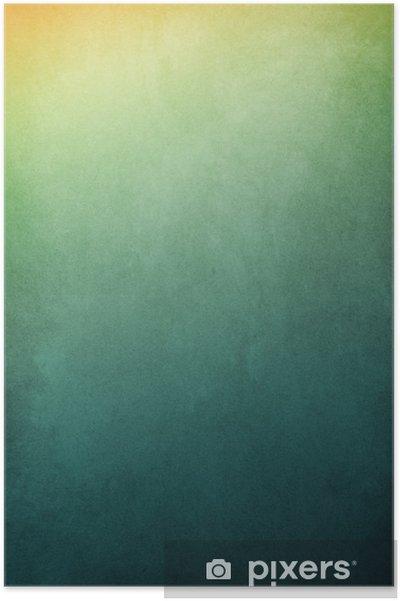 Plakat Teksturowane tło z gradientem - Zasoby graficzne
