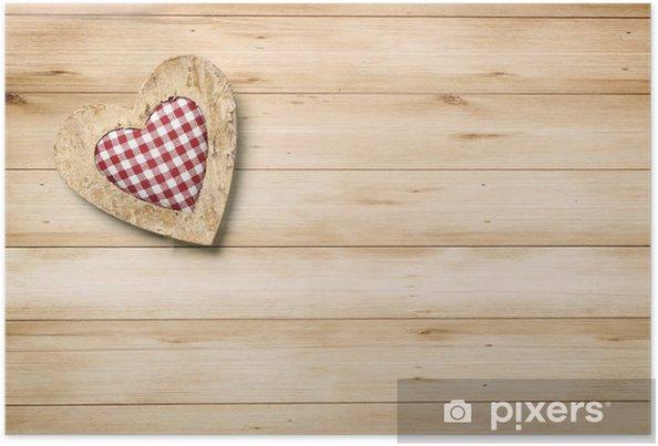 Plakát Teplé dřevo - Mezinárodní svátky