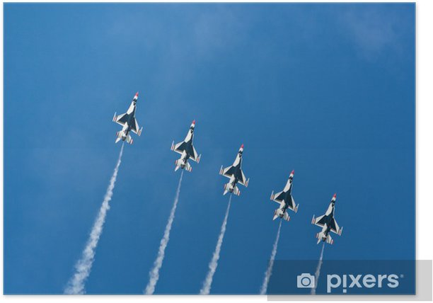 Plakat Thunderbirds - Rozrywka