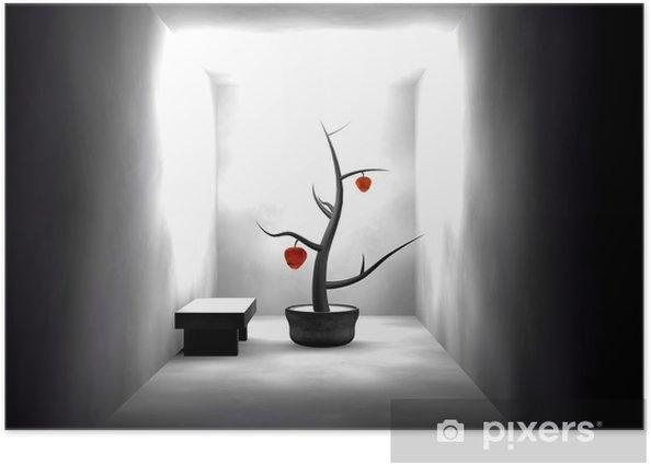 Plakat Tree of life - Sztuka i twórczość