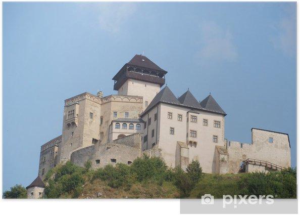 Plakat Trencin Castle - Tematy