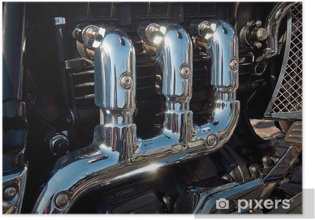 Plakat Triumphmotor - Rozrywka