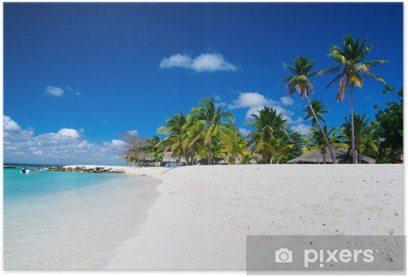 Plakát Tropické moře - Voda