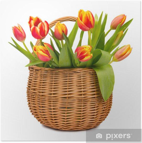 Plakát Tulips - Mezinárodní svátky