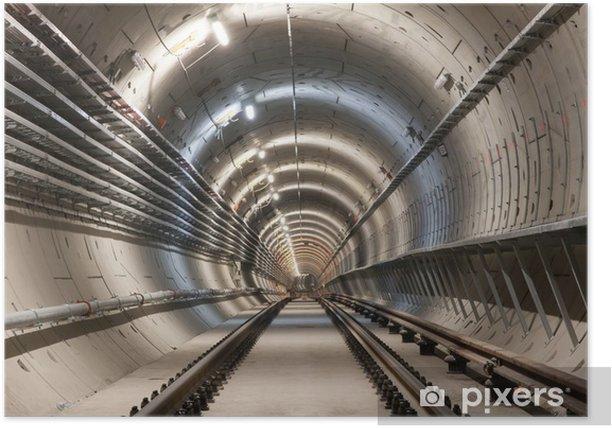 Plakat Tunel światła - Tematy