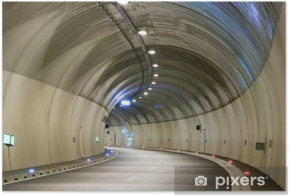 Plakat Tunel - Tematy