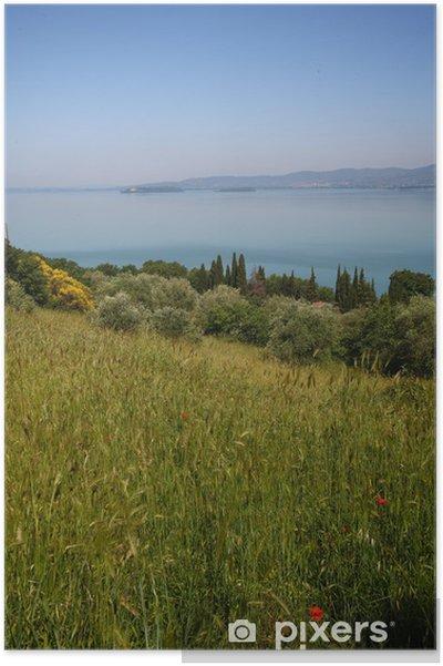Plakat Umbria, Lake Trasimeno - Europa