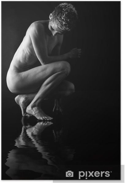 Plakát Umělecké nahé ženské tělo - Témata