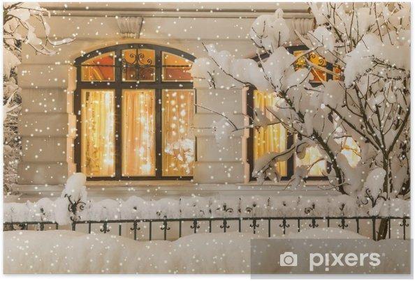 Plakát Vánoční duch - Mezinárodní svátky