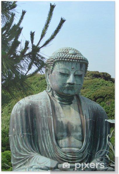 Plakát Velký Buddha Kamakura - Asijská města