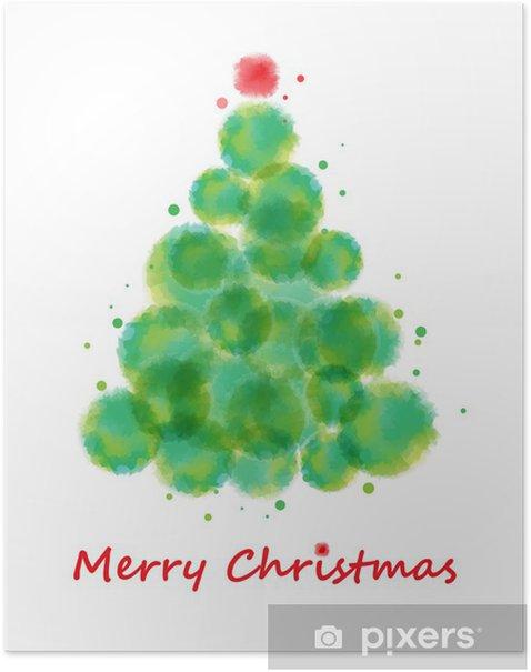 Plakát Veselé vánoce - Mezinárodní svátky