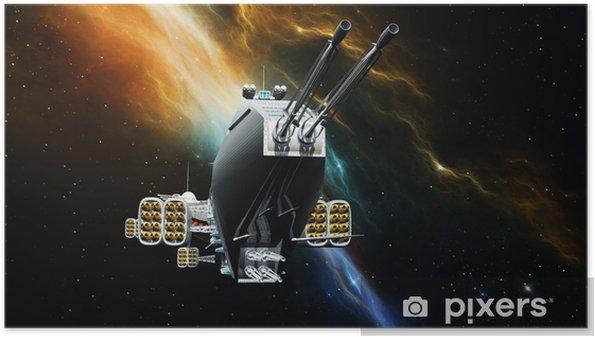 Plakát Vesmír loď - Témata